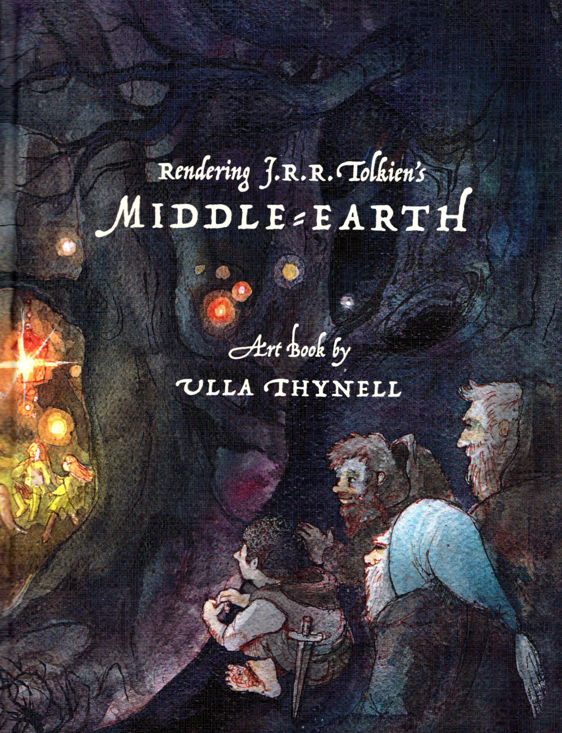 Ulla Thynell book