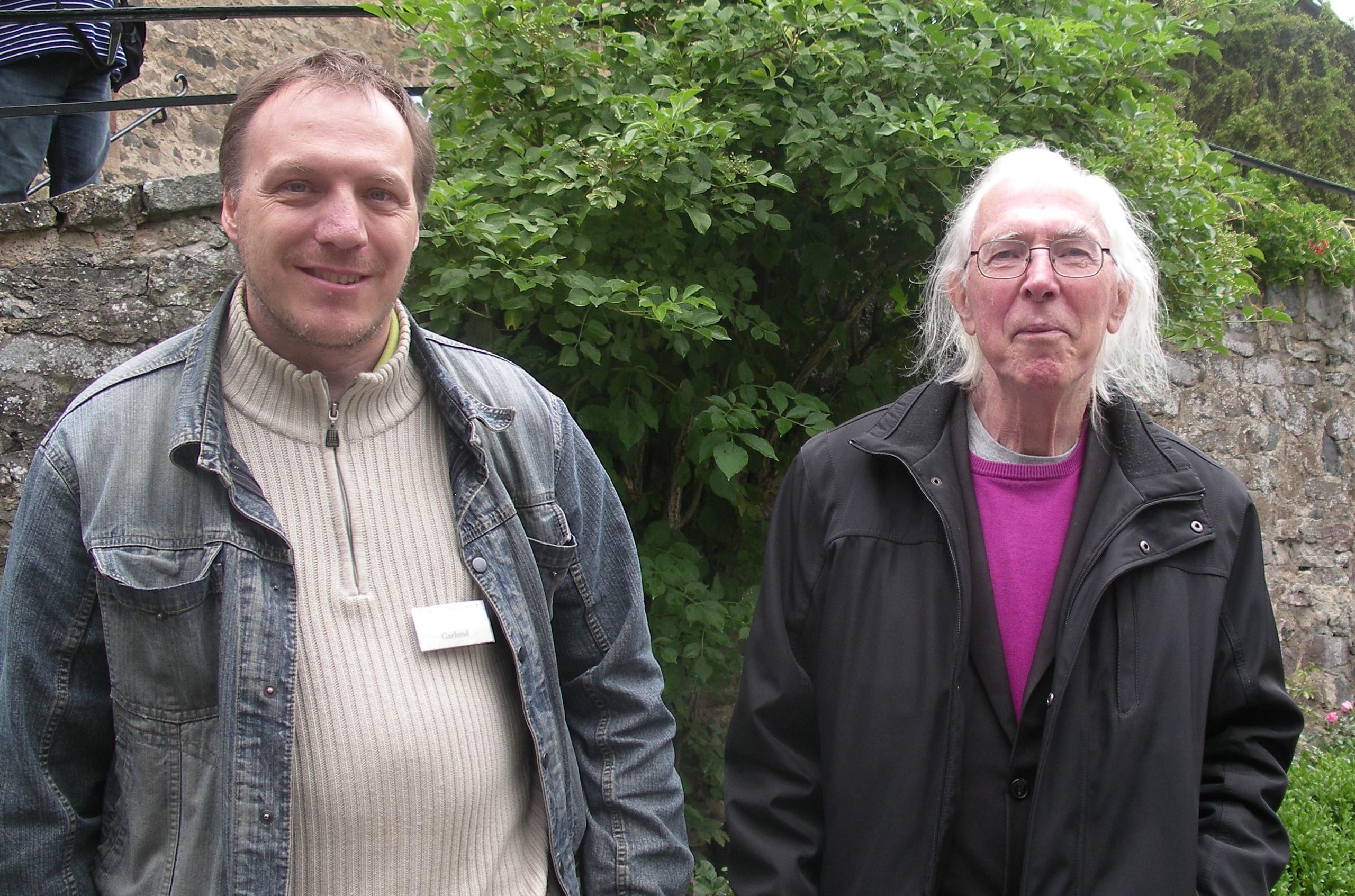 Treffen mit Cor Blok 2012