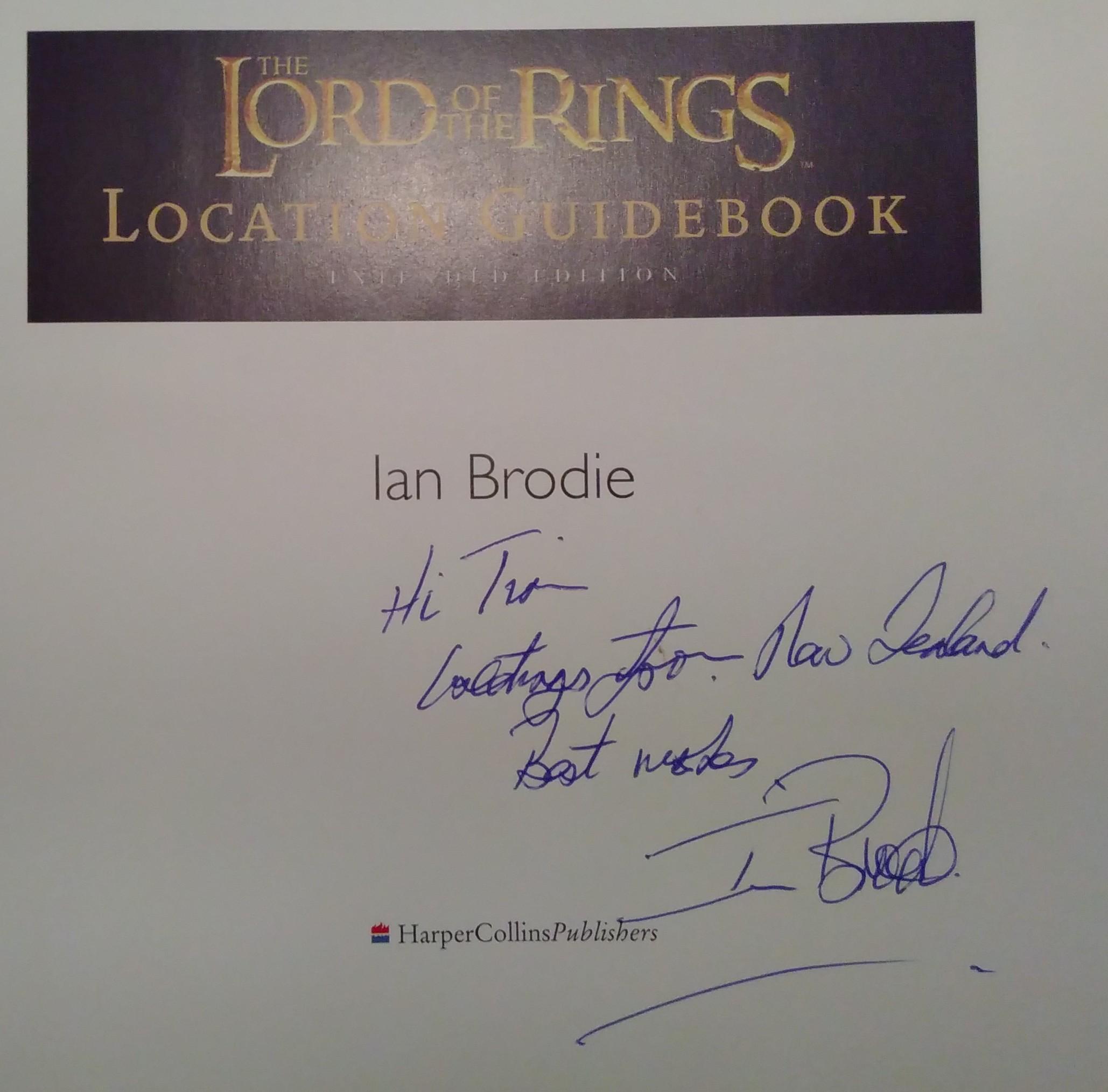 Ian Brodie
